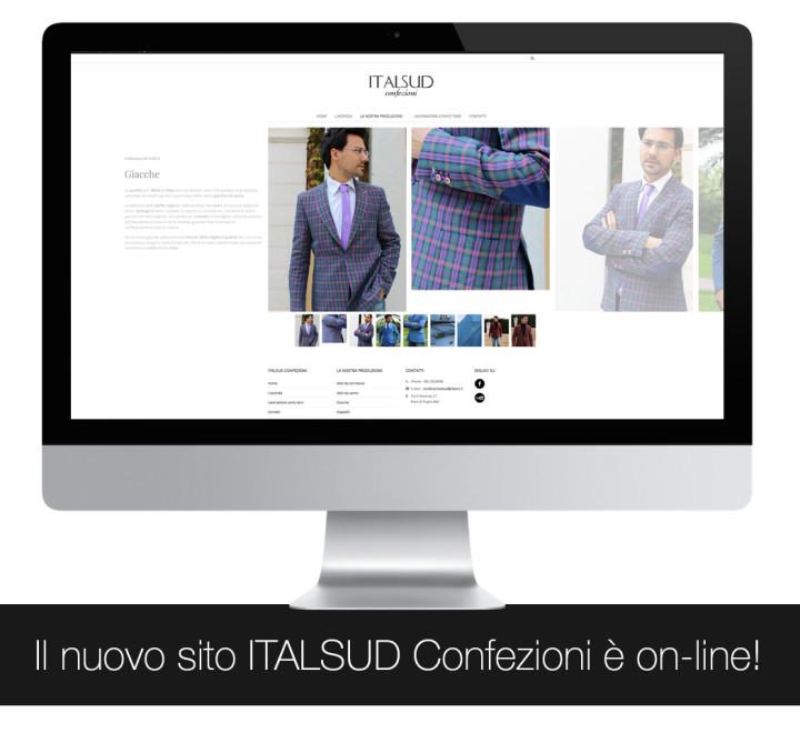ITALSUD Confezioni video aziendale • CREOadv